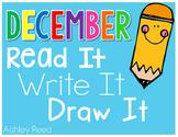 Fluency Passages for December