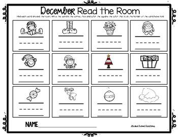 December Read the Room