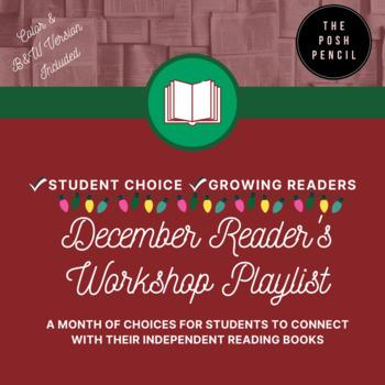 December Reader's Workshop Playlist
