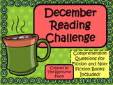NO PREP December Reading Challenge!