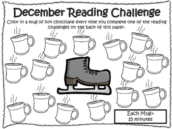 NO PREP December Reading Challenge!
