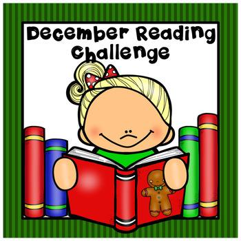 December Activities Reading Challenge