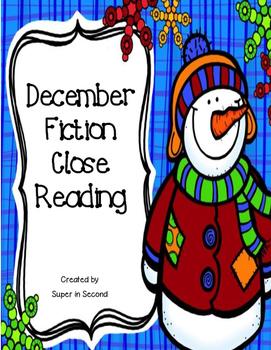 December Reading Comprehension