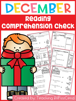 December Reading Comprehension Check