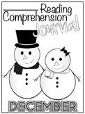 December Reading Comprehension Journal