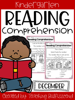 December Reading Comprehension Read and Match