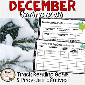 December Reading Goals: Incentives & Log