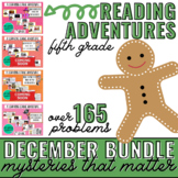 December Reading Learning League Adventures- 5th Grade *GR