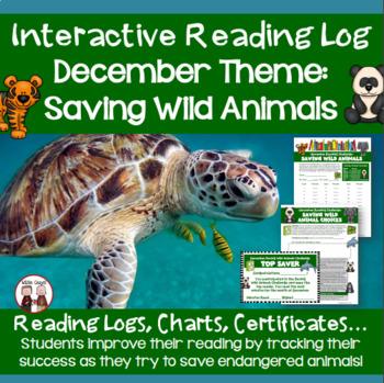 December Reading Log (Saving Wild Animals)