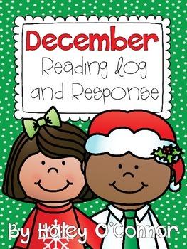 December Reading Printables