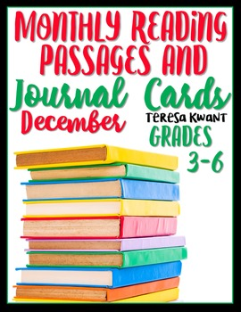 December Reading Passages