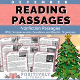 December Reading Passages - Nonfiction Text