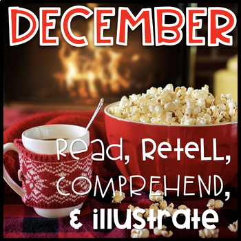 December Reading Passages and Comprehension Questions
