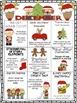 December Reading Response Choice Board