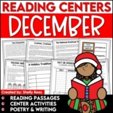Reading Comprehension Passages and Questions - December Reading Unit