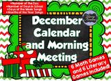 December SMARTboard Calendar and Games!