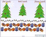 December SMARTBoard Lunch/Attendance