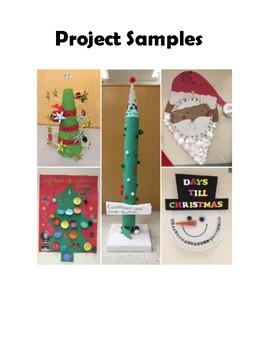 December STEAM Calendar Project