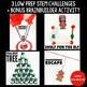 Christmas STEM Challenges (December)