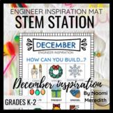 December STEM Activities | Engineer Inspiration | Printabl