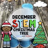 Christmas Tree Cup December Christmas STEM Challenge