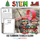 December STEM Activity: Santa's Sleigh