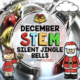 Silent Jingle Bells Christmas STEM Activity