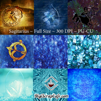 December Sagitarius Astrology Papers CU