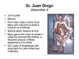 December Saint of the Day