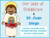 December Saints & Feast Days: Juan Diego, Our Lady of Guadalupe, St. Nicholas