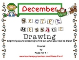December Secret Code Drawing Center