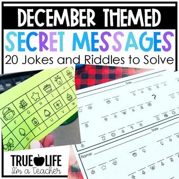 December Secret Messages