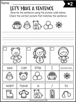 December Secret Sentences
