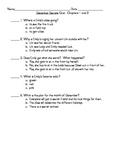 December Secrets Compehension Quizzes