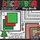 December Mega Bundle 42 Piece Clip Art Set Create December