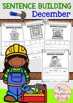 December Sentence Building