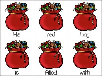 December Sentence Scramblers