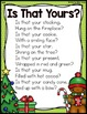 December Shared Reading (Sight Word Poems)