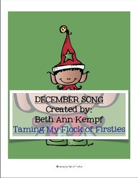 December Song ~ Freebie