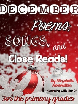 December Songs, Poems, and Close Reads