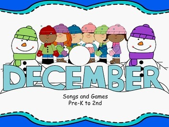 December Songs and Games