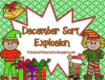 December Sort Explosion