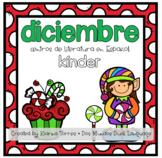 December Spanish Literacy Centers-Kinder