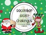 December Steam Stem Challenges