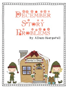 December Story Problems