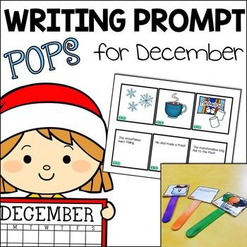 December Story Starter Sticks