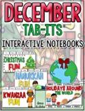 December Tab-Its