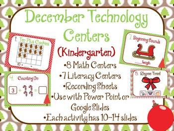 December Technology Centers