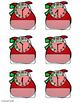 December Telling Time File Folders for Special Education
