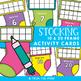 Christmas Activities {December Ten Frame Activity Cards}